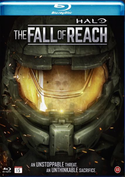 Animé - Halo : The Fall of Reach - DVD & Blu-Ray
