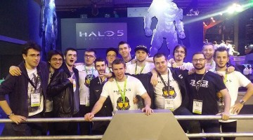 Halo.fr Paris Games Week