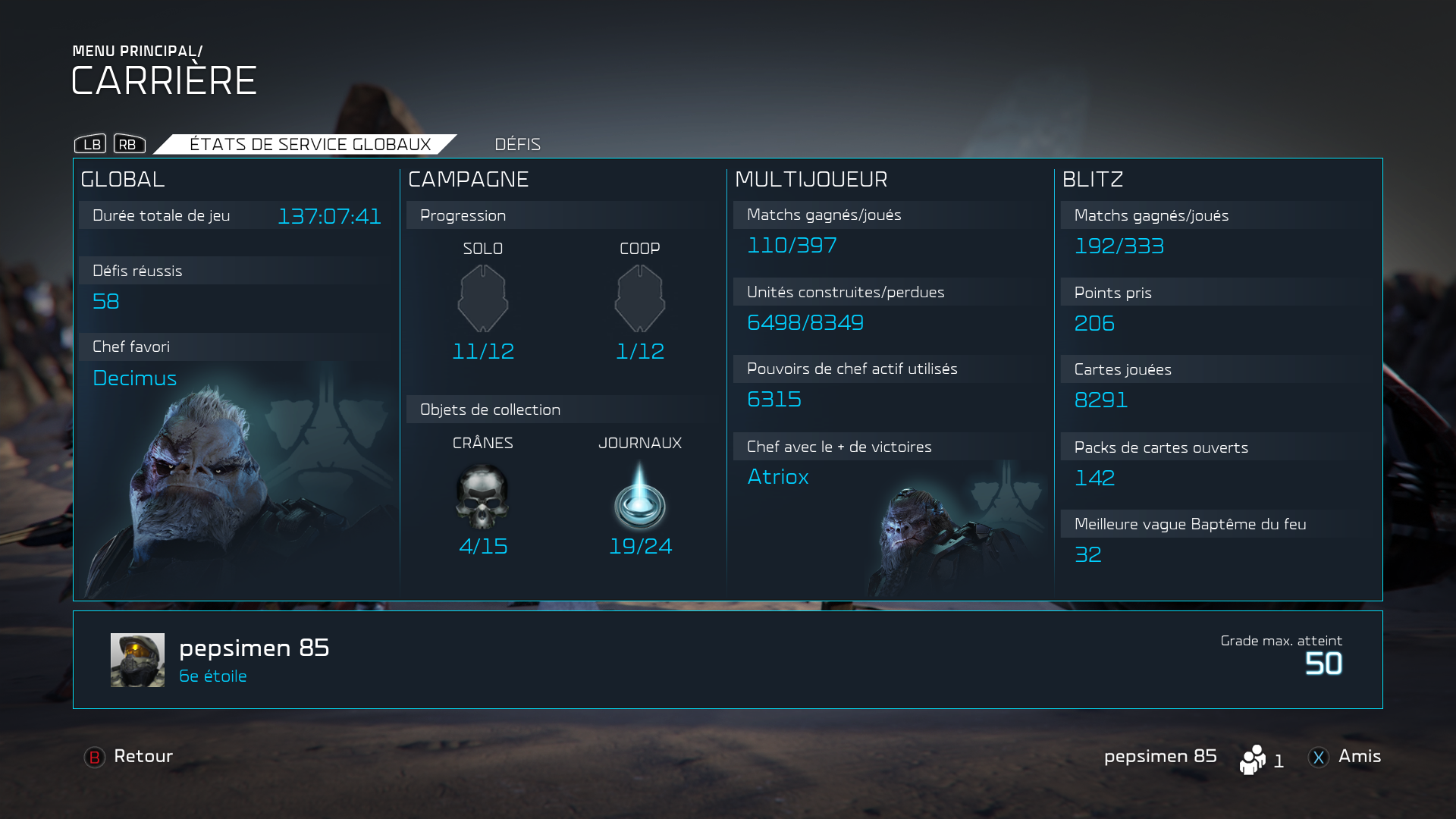 matchmaking Halo atteindre