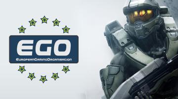 Affiche EGO par Halo.fr