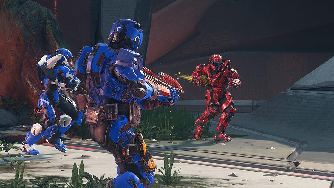 Halo 4 décalage de matchmaking