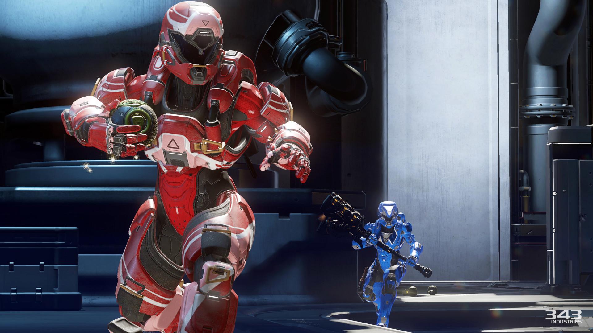 Halo 5 : guardians u2013 mise à jour de la carte torque et des modes