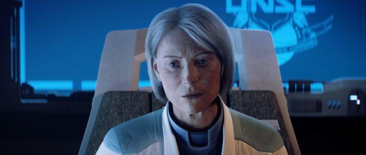 Le Dr Catherine Halsey