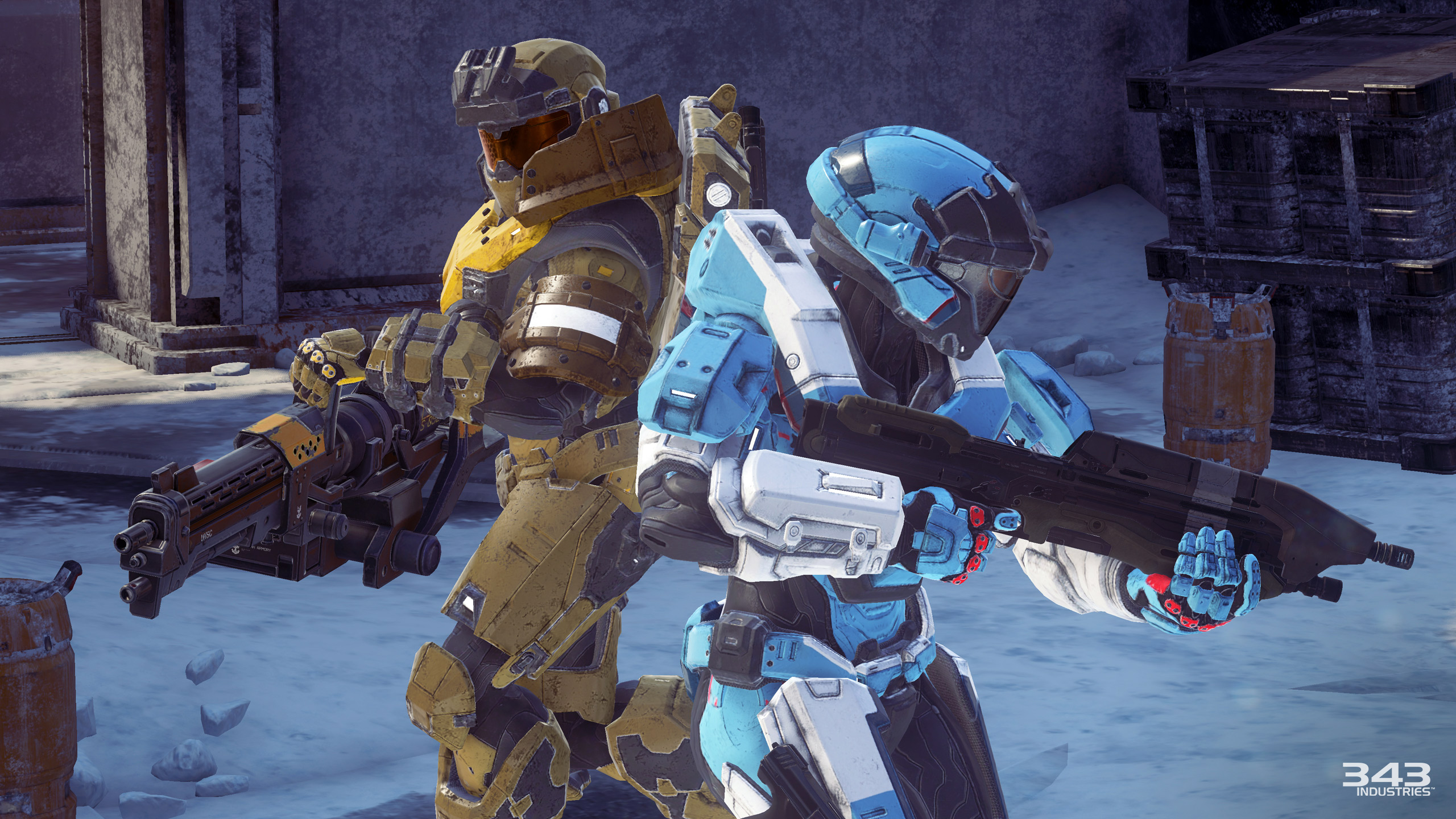Halo 5 matchmaking multijoueur