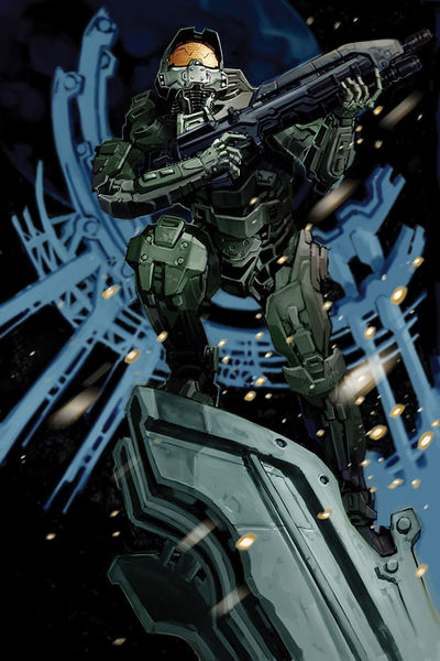 Comics - Halo : Tales From Slipspace - Anglais