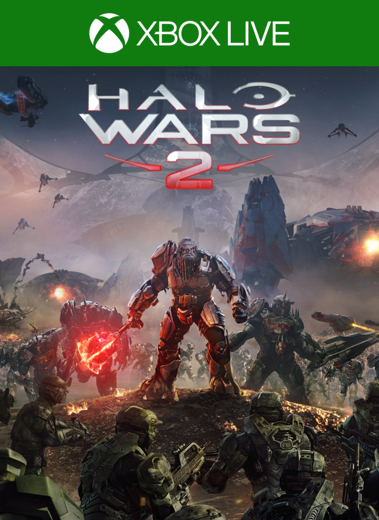 Jeu - Halo Wars 2 - Edition Standard
