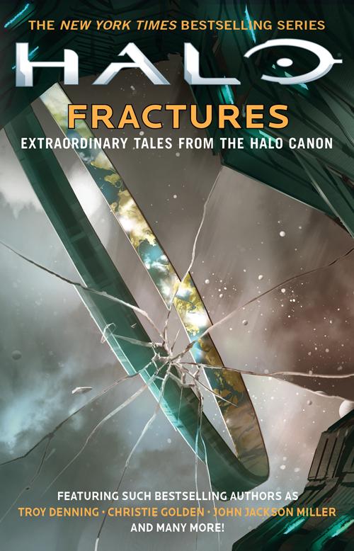 Roman - Halo : Fractures - Anglais