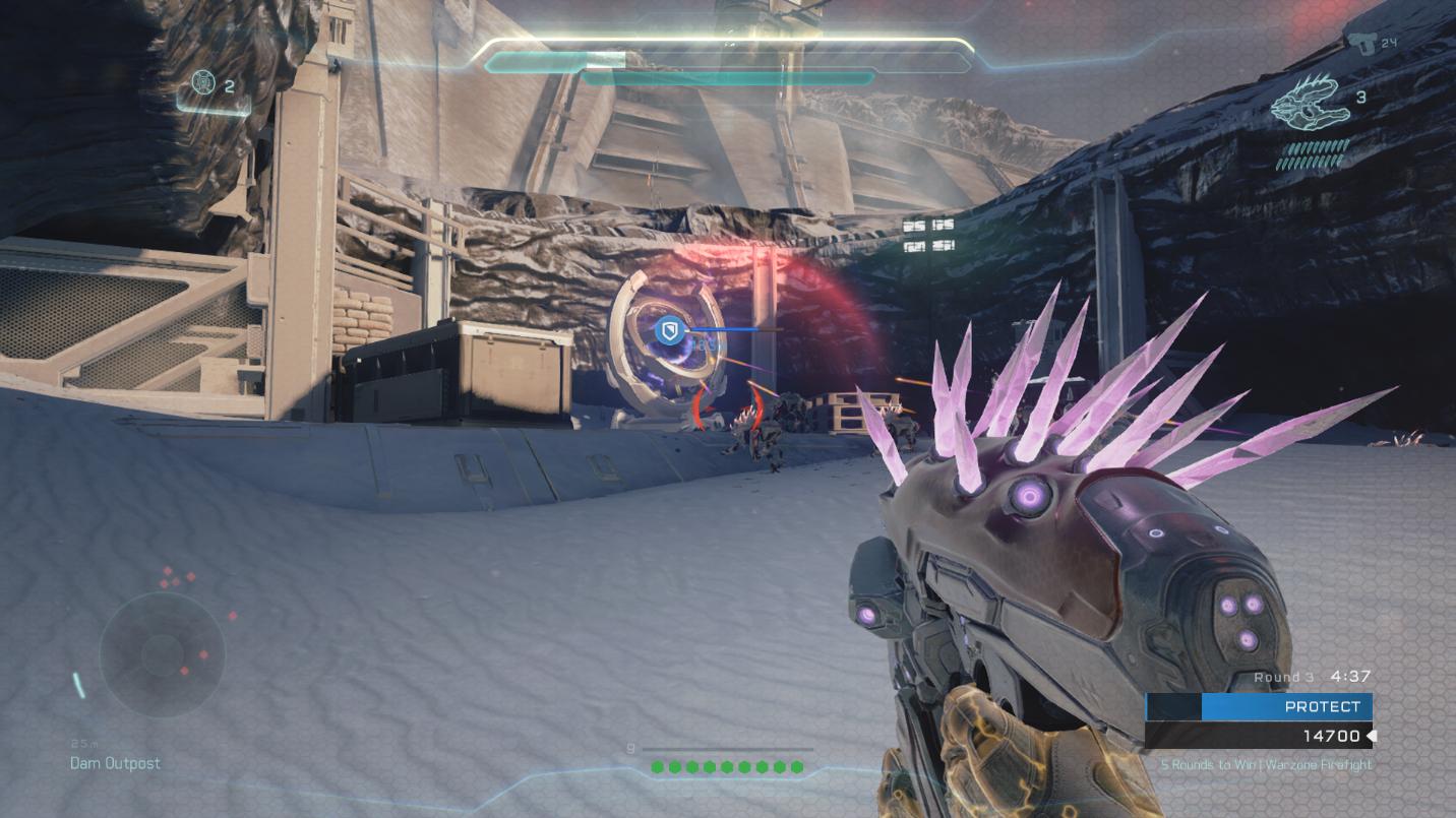 Halo 5 guardians la mise jour warzone firefight est for Halo ce portent 2 firefight