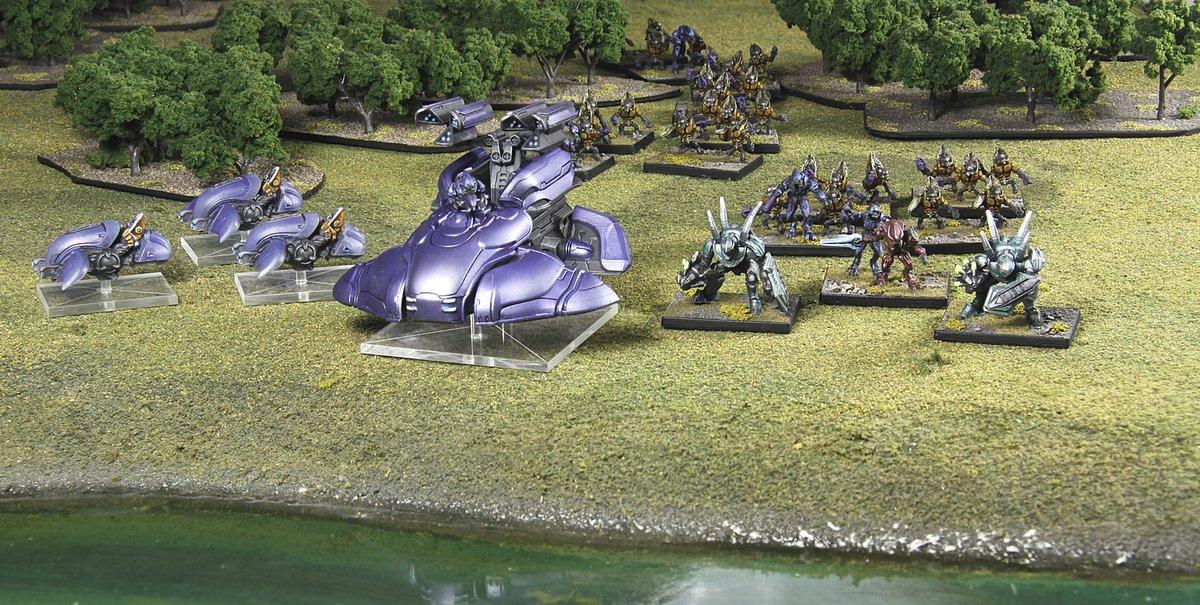 Des Spartans Dans Halo Ground Command Halo Fr