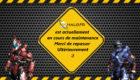 halo.fr maintenance