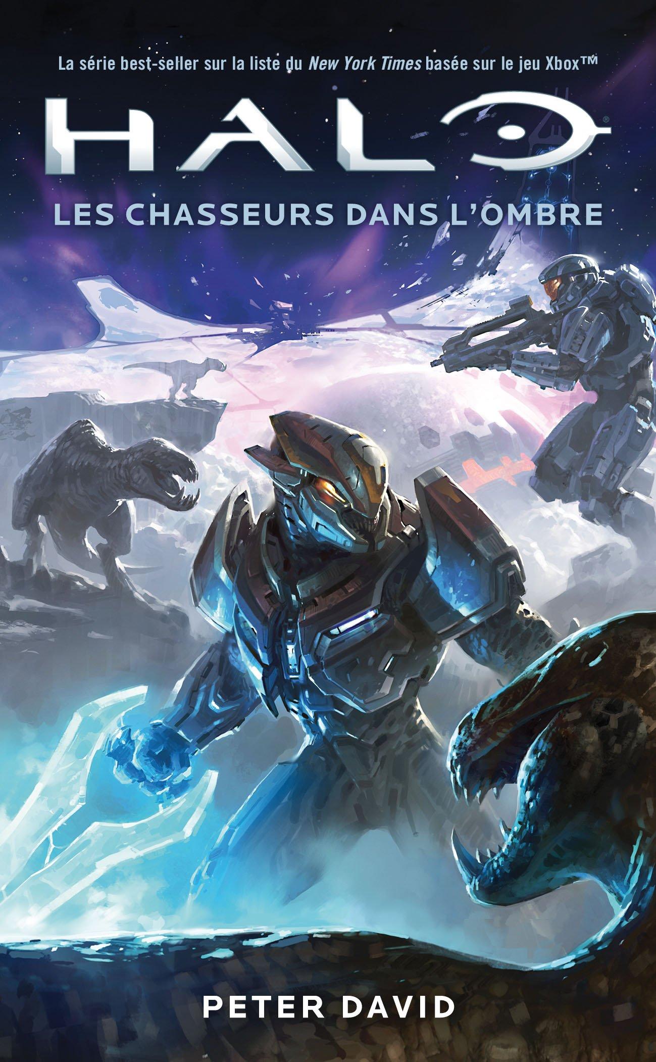 Roman - Halo : Les Chasseurs dans l'ombre - Français