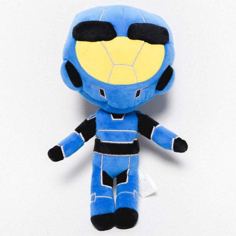 Une peluche de Caboose de Red Vs  Blue disponible — Halo fr