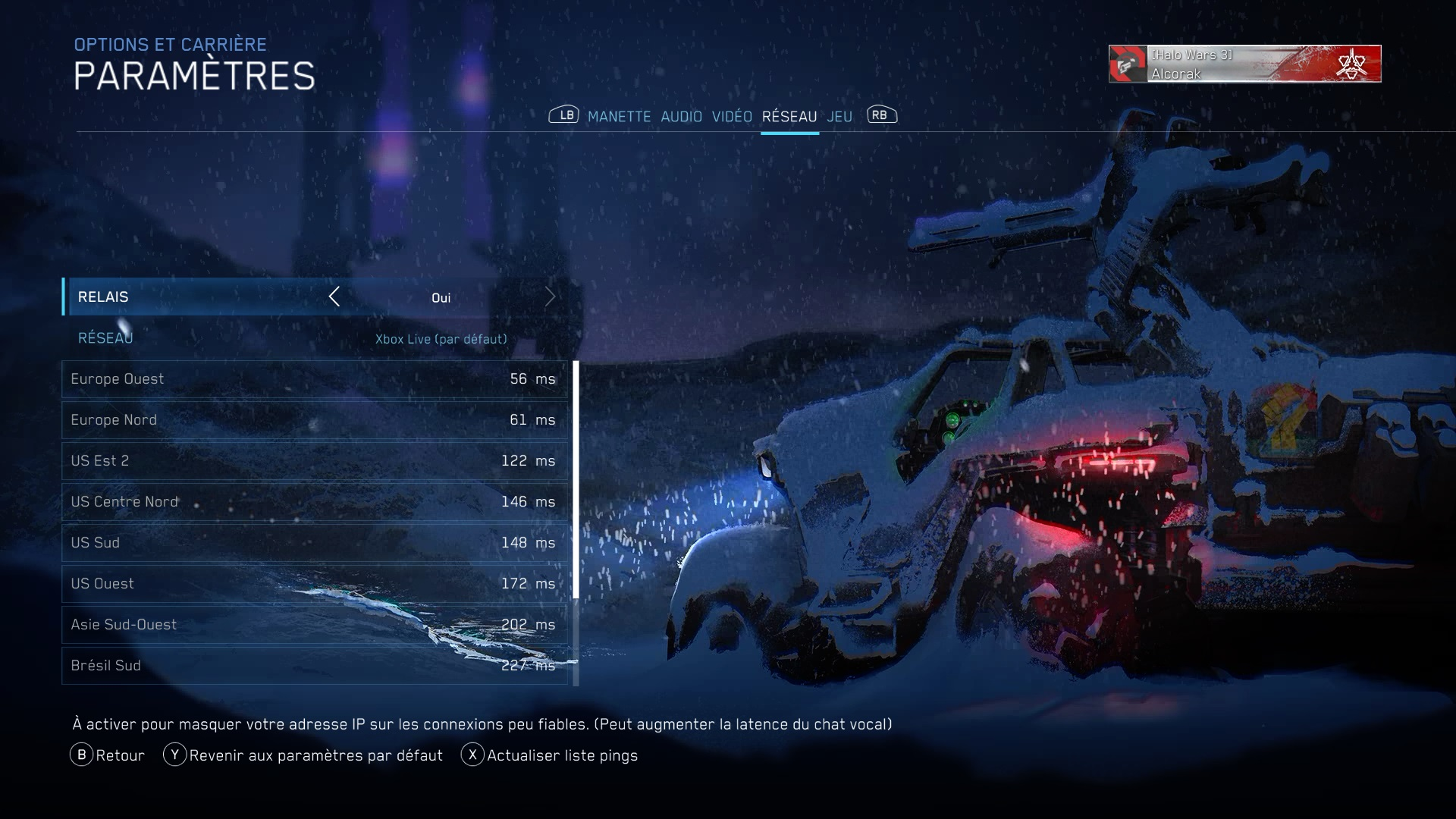 Halo 4 campagne Co op Matchmaking